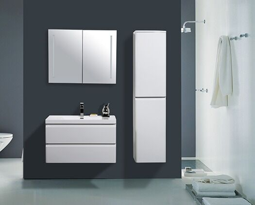 36 Avanti Bathroom Vanity White