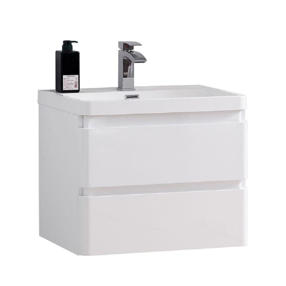 24 Inch Avanti Bathroom Vanity White