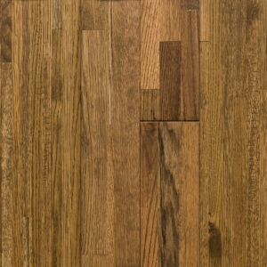 8-inch x 3/4-inch White Oak Solid Finger-Jointed Hardwood Flooring - Olive Branch. Front view